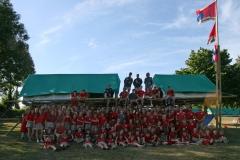 Kamp 2018  Afdelingen