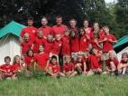 Kamp Antwerpen Afdelingsfoto's