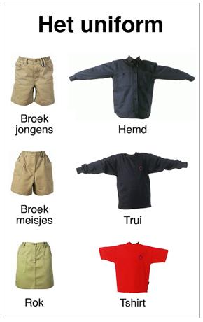 Chiro uniform